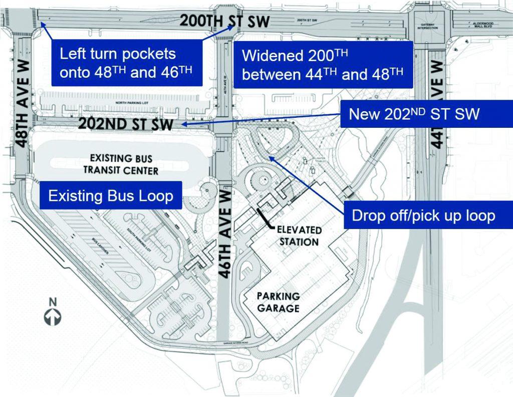 Sound Transit Lynnwood extension