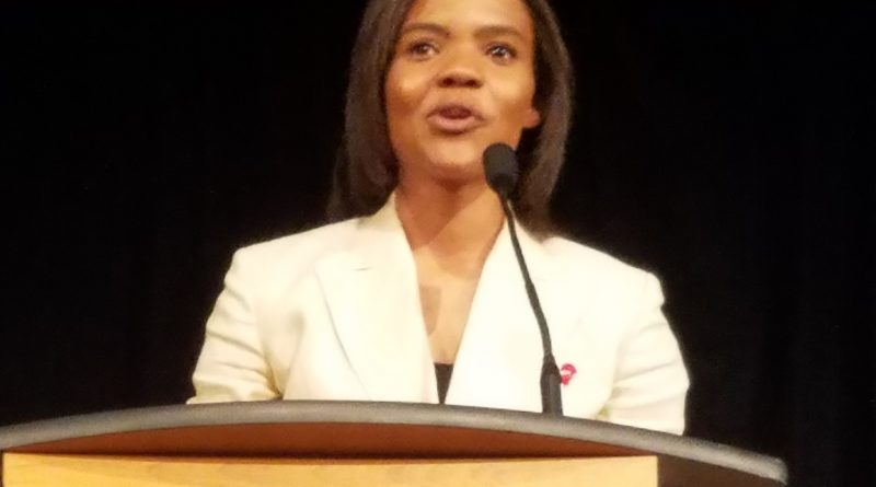 Candace Owens at SCRP 2019 Lincoln Day Dinner.