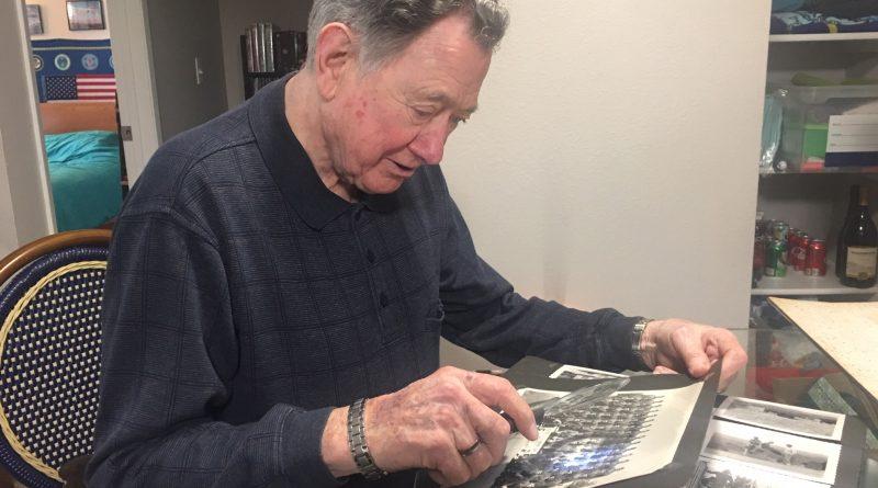 "Eugene ""Gene"" Alfred Turner sharing pictures from the Korean War."
