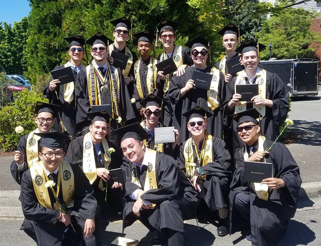 Lynnwood High School Class of 2019
