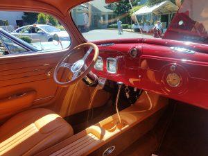 Brighton Court Classic Car Show