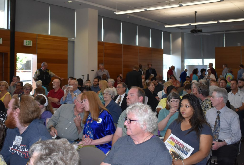 Snohomish County Council Candidates Forum