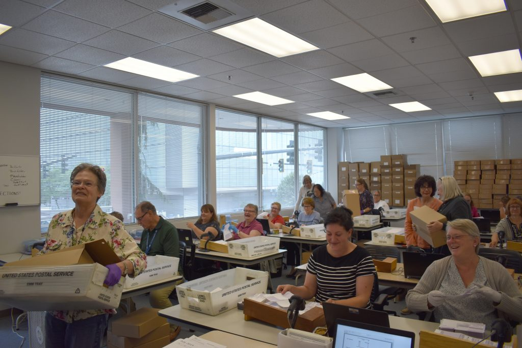 Ballot Counting Elections