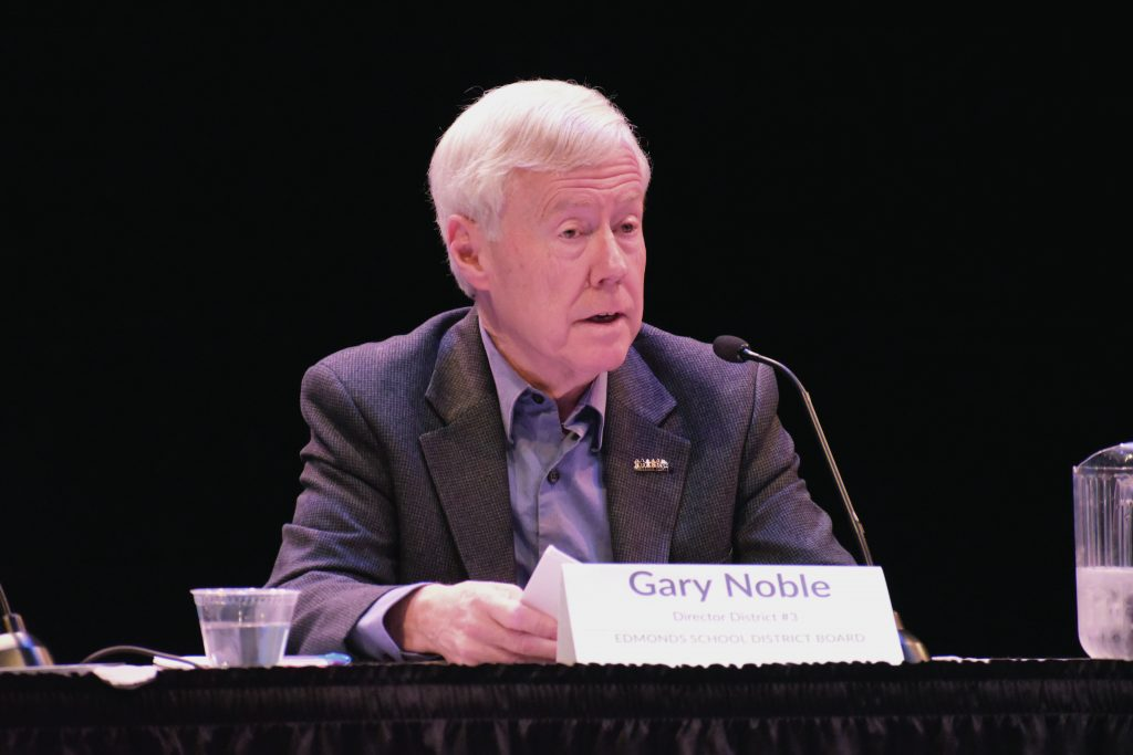 Edmonds School Gary Noble