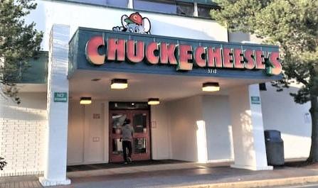 Chuck E Cheese Lynnwood