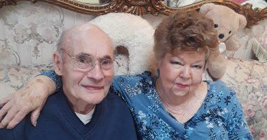 Marcia Schultz and Scott Schultz