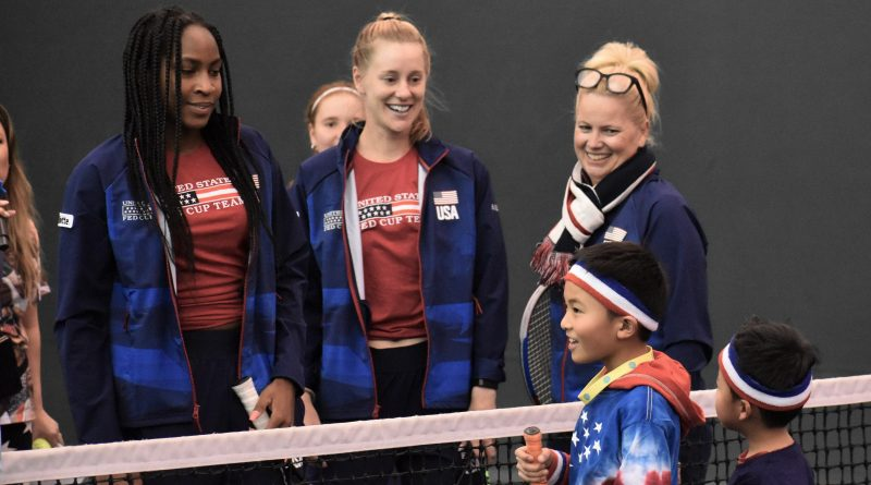 Fed Cup Everett