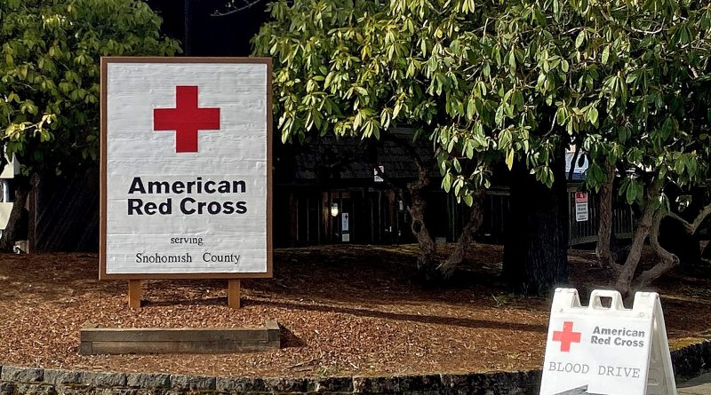 snohomish county red cross