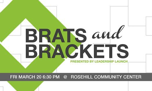 Fifth Annual Brats and Brackets set for March 20th!
