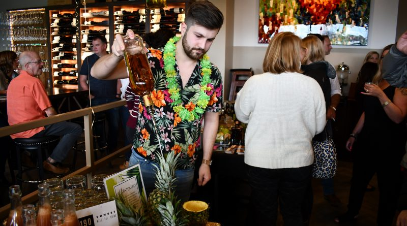approximately 250 people attended the annual Toast of Edmonds, hosted at 190 Sunset in Edmonds.