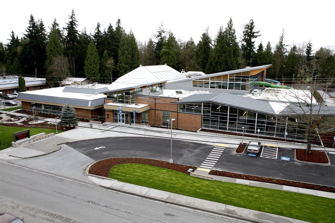 Lynnwood summer Recreation Center