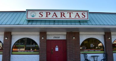 Sparta's Pizza & Pasta House