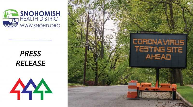 covid testing snohomish county