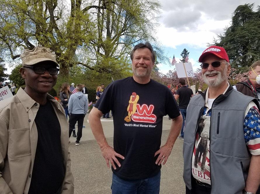 Olympia Rally