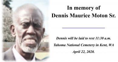 Dennis Moton Sr.