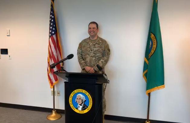 Lt. Col. Chris Panush