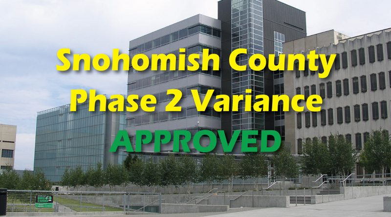 Snohomish County phase 2