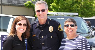 Lynnwood Police Chief Tom Davis
