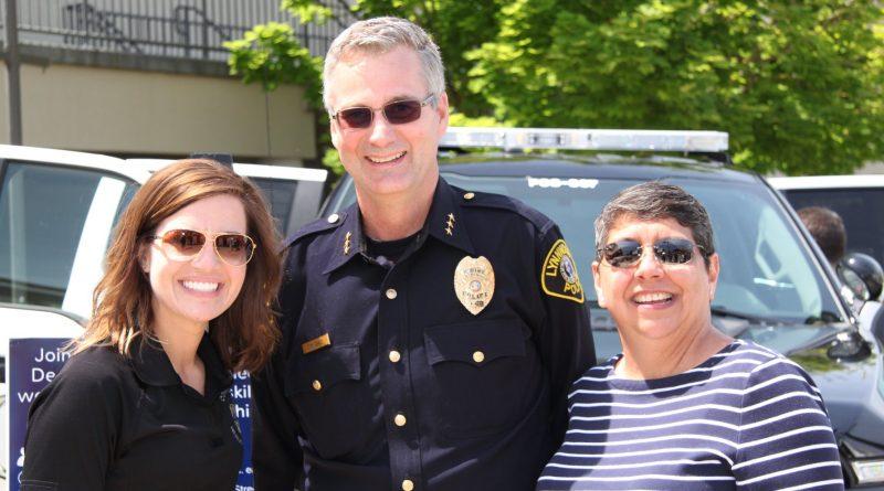 Lynnwood Police Chief Tom Davis