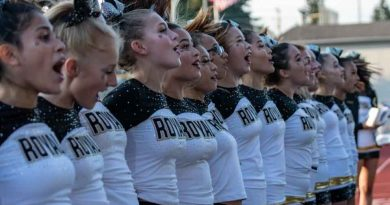 Lynnwood Cheer Team