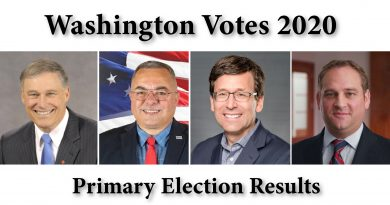 Washington State elections