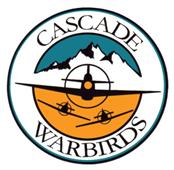 Cascade Warbirds logo
