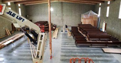 Saint Thomas Moore church