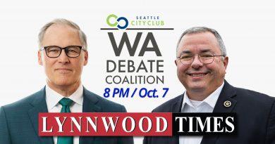 Lynnwood Times Gubernatorial Debate