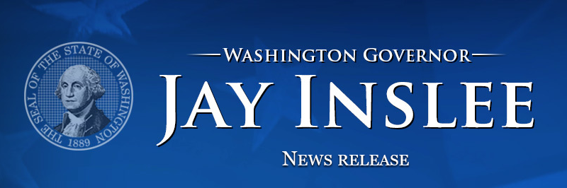 Jay Inslee News Release