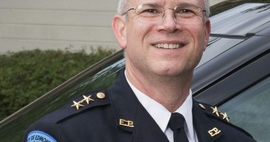 Jim Lawless, Edmonds Police Chief