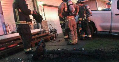 Lynnwood Fire