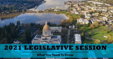 Washington state politics