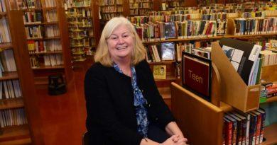Sara Jones Librarian