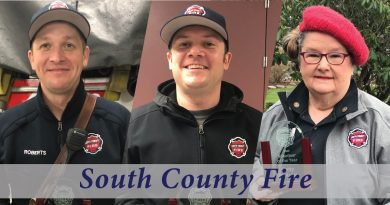 South County Fire Awards