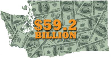 wa state budget