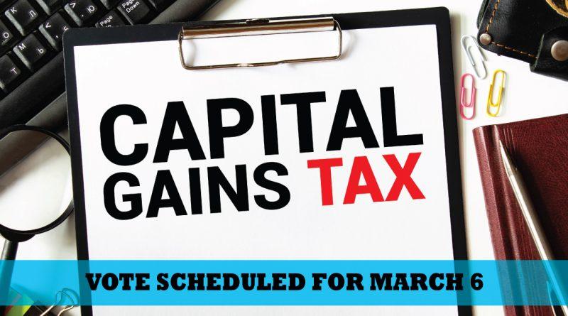 WA State Capital Gains Tax