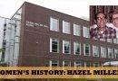 Women's History Month Spotlight: Hazel Miller