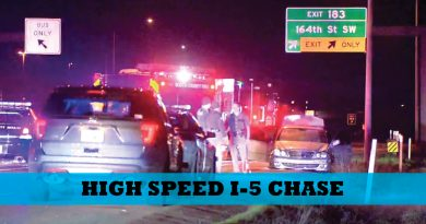 I5 high speed chase