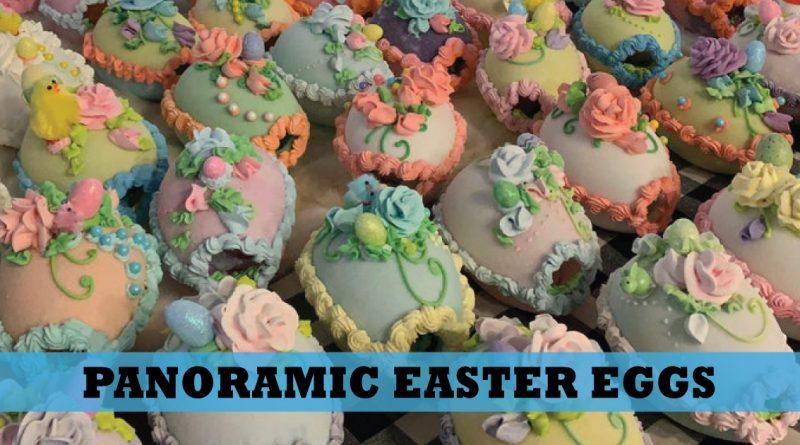 Panoramic Easter Eggs Lynnwood