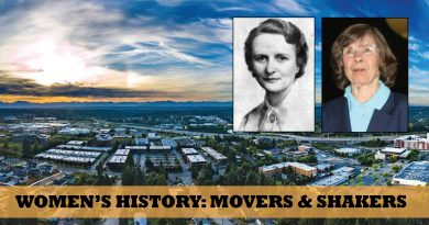 Women's History Month: The women who moved Lynnwood forward