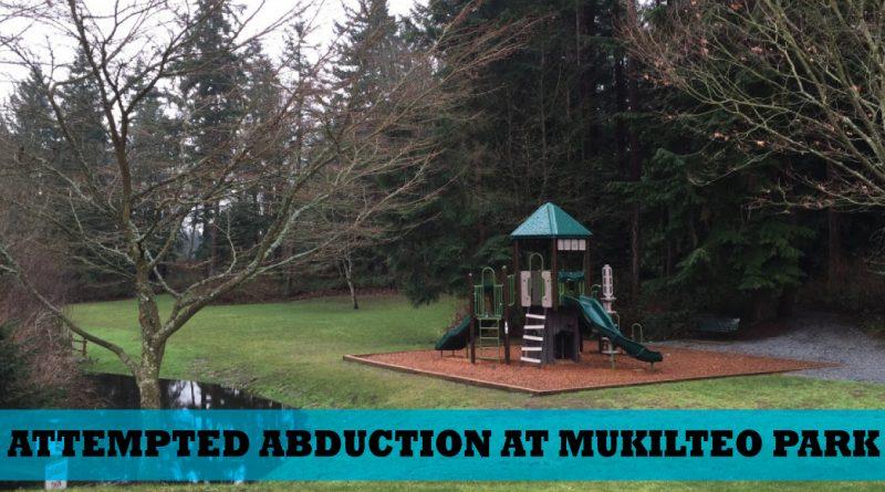 Mukilteo child luring