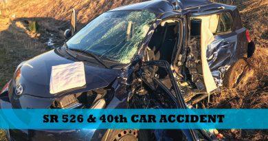 Mukilteo Car Crash