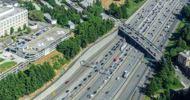 Washington Road Usage
