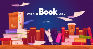 World Book and Copyright Day: April 23