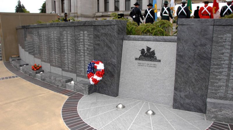 Washington State Peace Officers Memorial