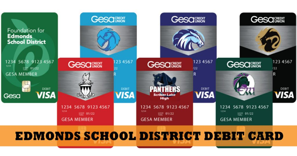 ESD debit cards
