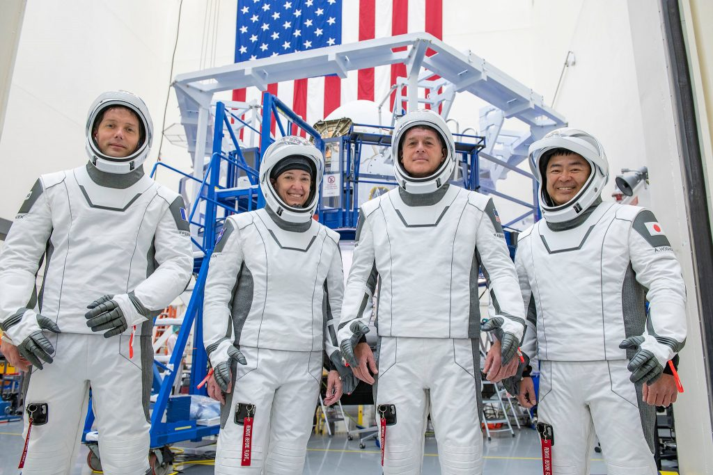 SpaceX Crew Dragon Mission