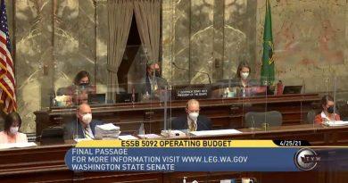 washington state budget