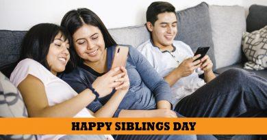 Siblings Day