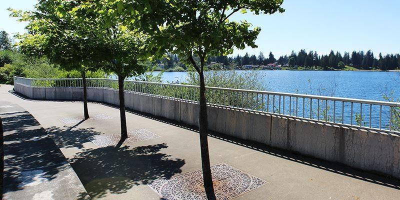 Silver Lake Everett